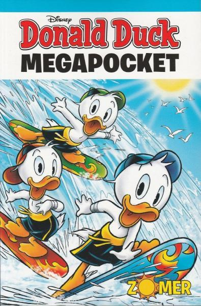 Donald Duck megapocket 11 Zomer