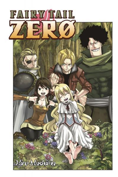 Fairy Tail Zero 1 Volume 1