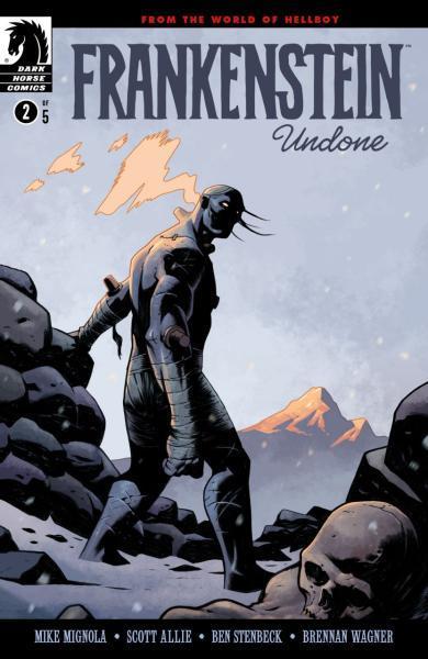 Frankenstein Undone 2 Issue #2