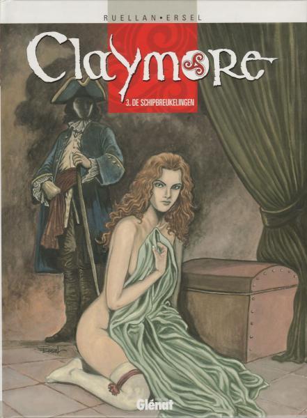 Claymore 3 De schipbreukelingen