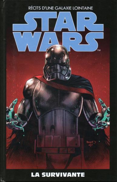 Star Wars - Récits d'une galaxie lointaine 27 La survivante