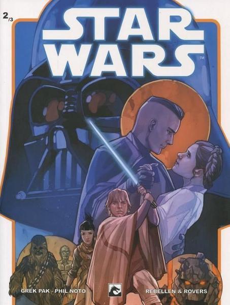 Star Wars (2 - Dark Dragon Books) 28 Rebellen en rovers, deel 2