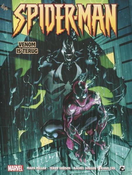 Spider-Man (Dark Dragon) 4 Venom is terug, deel 2