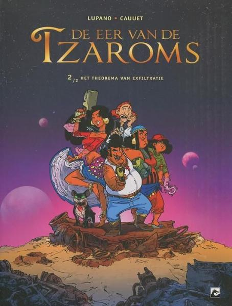 De eer van de Tzaroms 2 Het theorema van exfiltratie