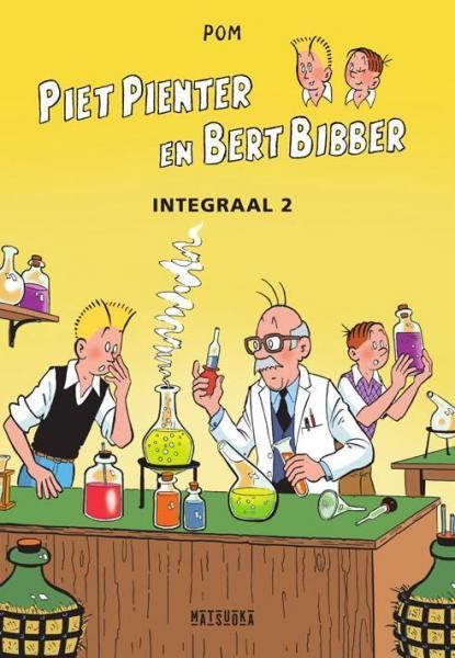 Piet Pienter en Bert Bibber INT 2 Integraal 2