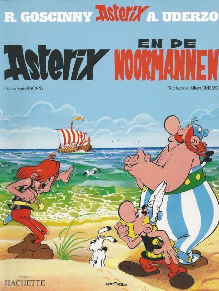 Asterix 11 Asterix en de Noormannen