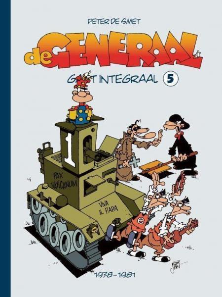 De generaal gaat integraal 5 1979-1983