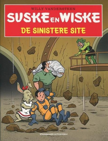 Suske en Wiske in het kort 14 De sinistere site