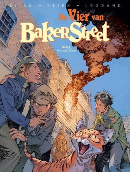 De vier van Baker Street 7 De zaak Moran