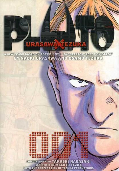 Pluto: Urasawa x Tezuka 1 Vol. 001