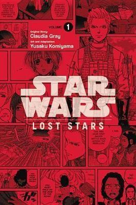 Star Wars: Lost Stars 1, Star Wars: Lost Stars 2, Star Wars: Lost Stars 3