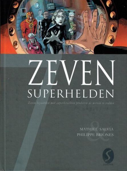 Zeven 18 Zeven superhelden