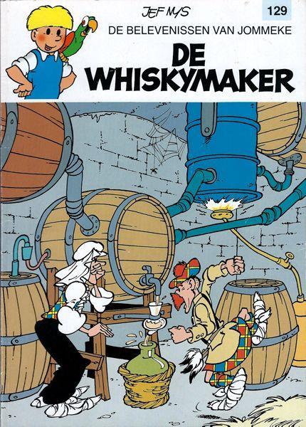 Jommeke 129 De whiskymaker