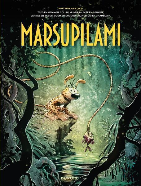 Marsupilami - Kortverhalen door... 1 Deel 1