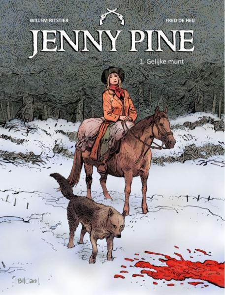 Jenny Pine 1 Gelijke munt
