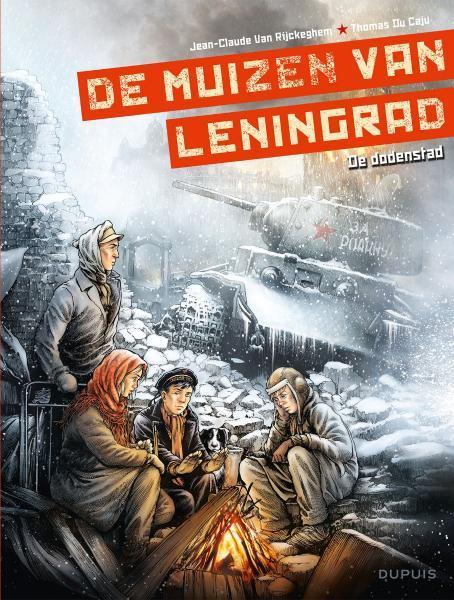 De muizen van Leningrad 2 De dodenstad