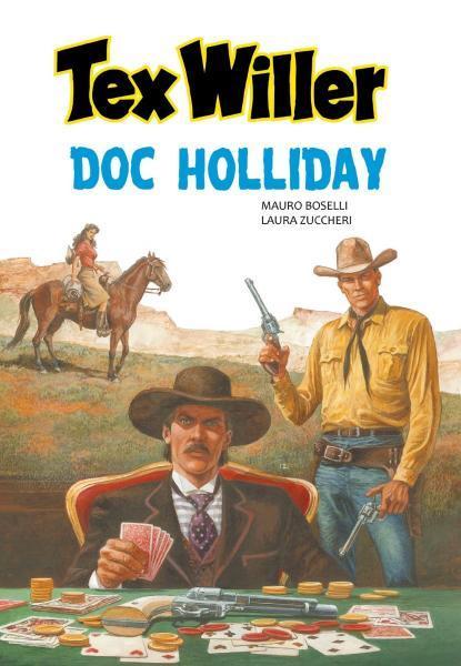 Tex Willer (Classics Hum!) 13 Doc Holliday