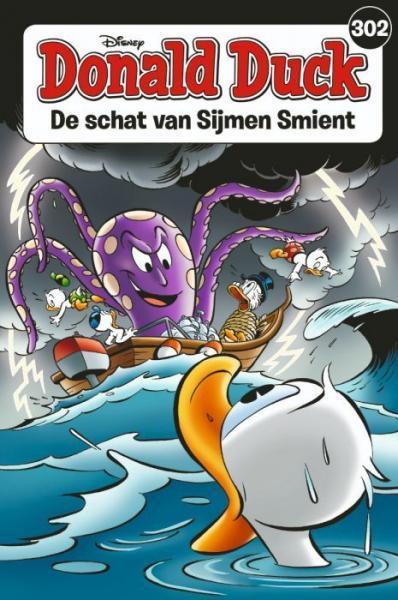 Donald Duck pocket (3e reeks) 302 De schat van Sijmen Smient