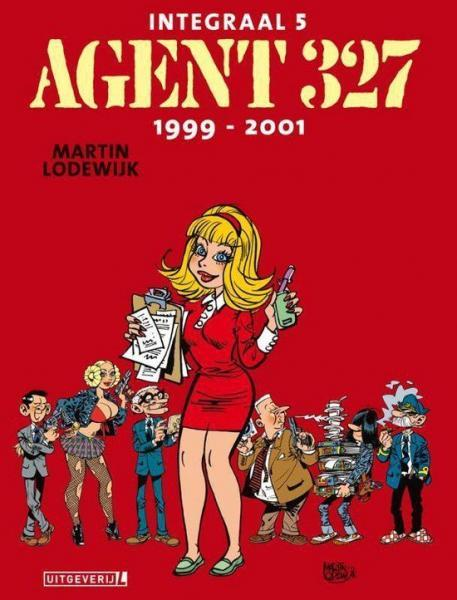 Agent 327 (Uitgeverij M/L) INT 5 1999 - 2001