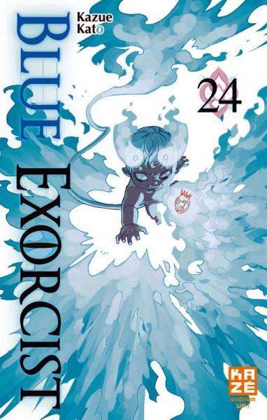 Blue Exorcist 24 Tome 24