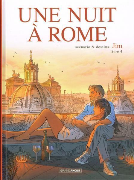 Een nacht in Rome 4 Livre 4