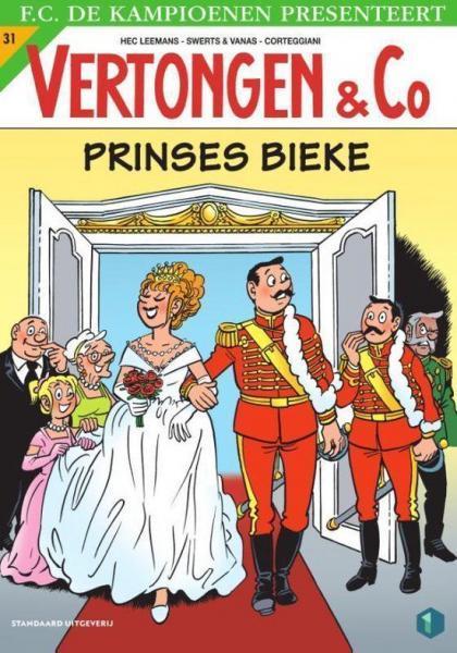 Vertongen en Co 31 Prinses Bieke