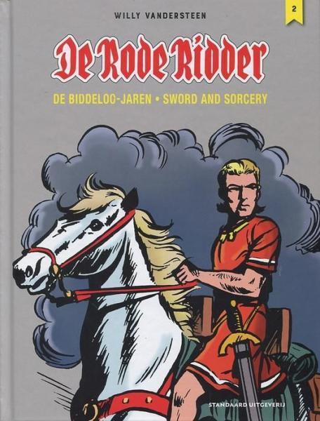 De Rode Ridder: De Biddeloo jaren - Sword and sorcery 2 Deel 2