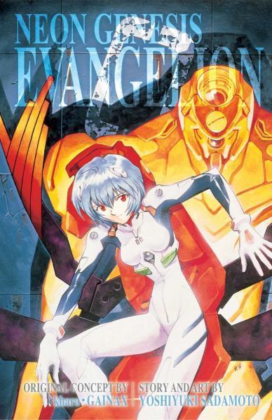 Neon Genesis Evangelion INT 2 Omnibus 2