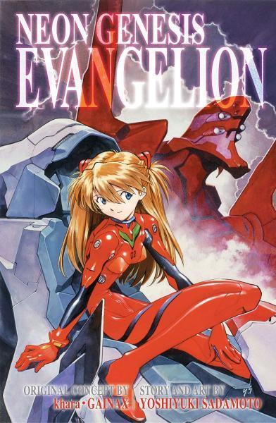 Neon Genesis Evangelion INT 3 Omnibus 3