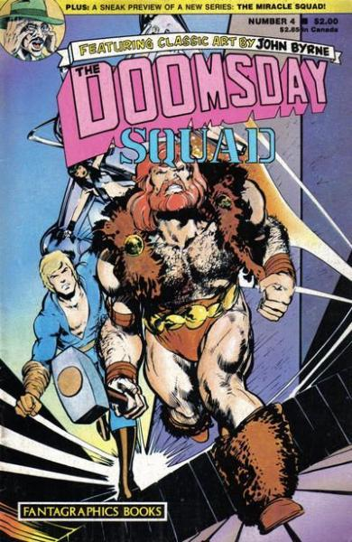 The Doomsday Squad 4 Number 4
