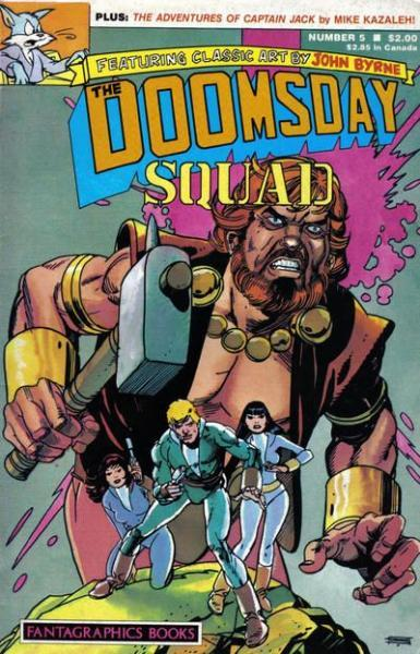 The Doomsday Squad 5 Number 5