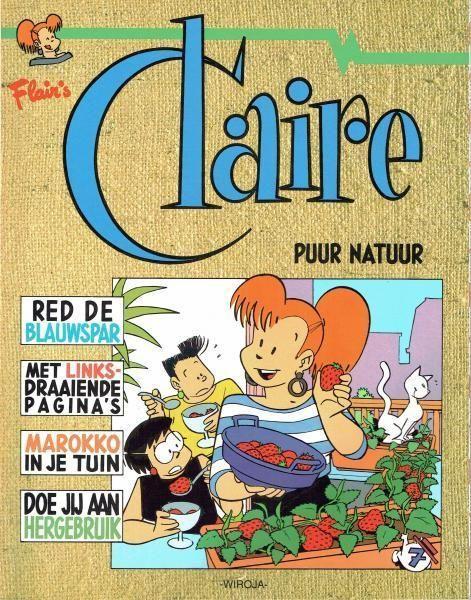 Claire 7 Puur natuur
