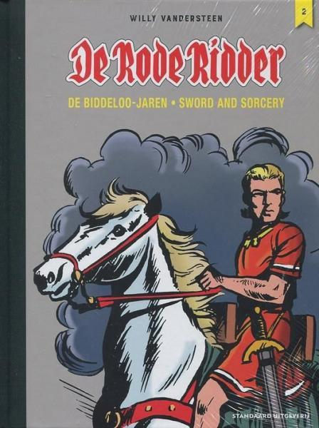 De Rode Ridder: De Biddeloo jaren - Sword and sorcery 2 Deel 2