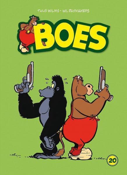 Boes (Saga) 20 Deel 20