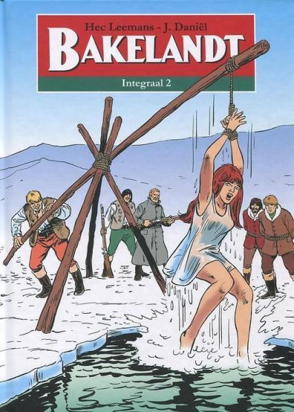 Bakelandt - Integraal (Saga) 2 Deel 2