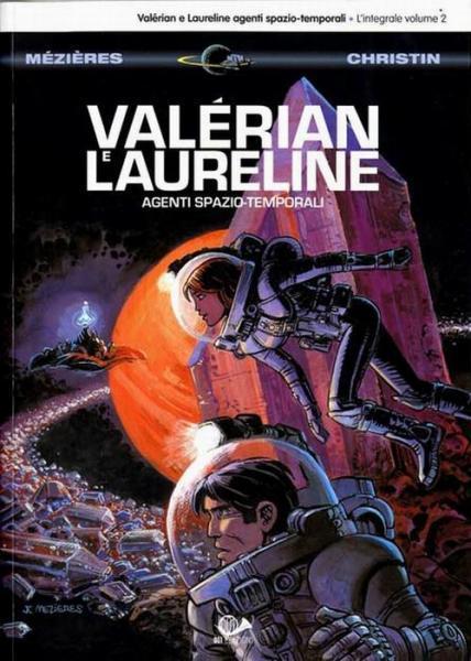 Valerian (Italiaanse uitgaven) INT A2 L'integrale, Volume 2