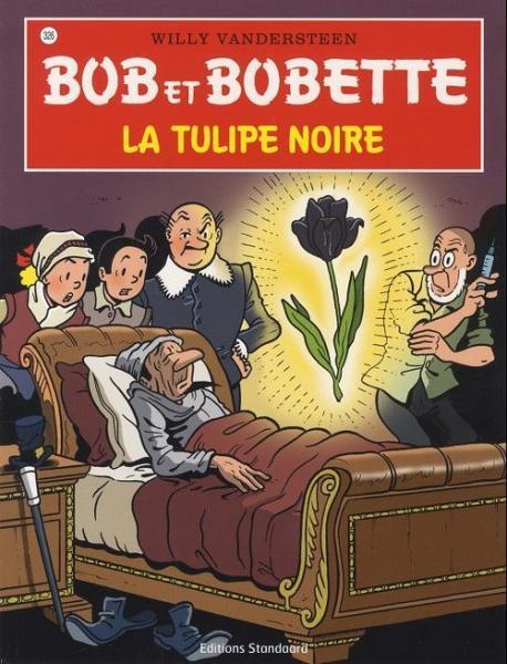 Suske en Wiske 326 La tulipe noire