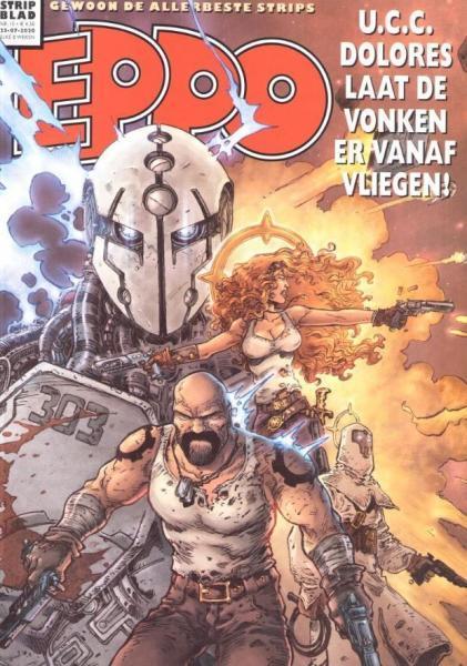 Eppo - Stripblad 2020 (Jaargang 12) 15 Nummer 15