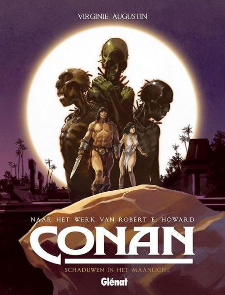 Conan de avonturier 6 Schaduwen in het maanlicht