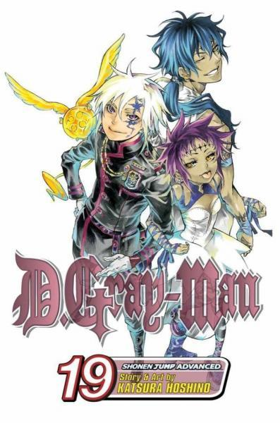 D.Gray-Man 19 Born of Love and Hate