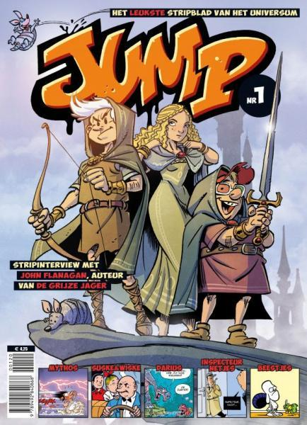 Jump - Stripblad - 2020 1 Nummer 1
