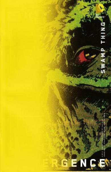 Convergence Swamp Thing 2 The Night has a Thousand Eyes!