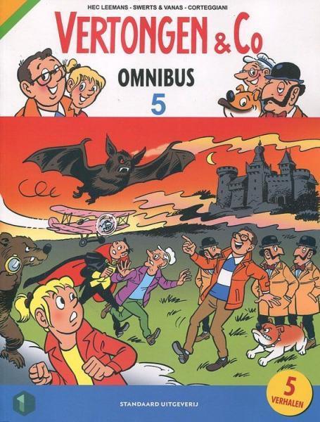 Vertongen en Co INT 5 Omnibus 5