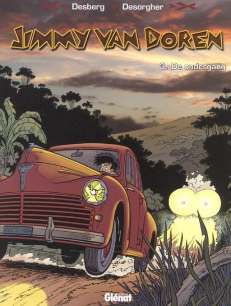 Jimmy Van Doren 3 De ondergang