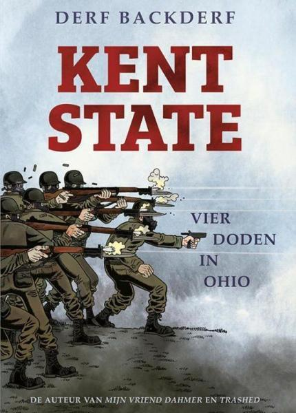 Kent State 1 Kent State: Vier doden in Ohio