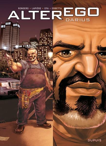 Alter Ego 3 Darius