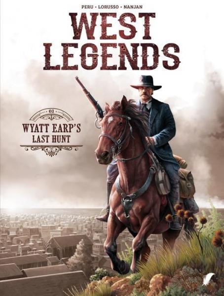 West legends 1 Wyatt Earp's last hunt