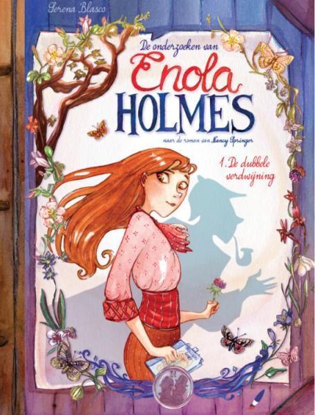 Enola Holmes 1 De dubbele verdwijning