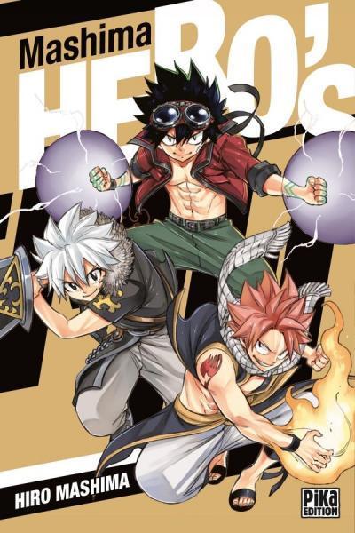 Mashima Hero's 1 Tome 1