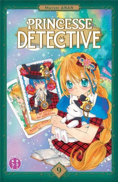 Princesse détective 9 Tome 9